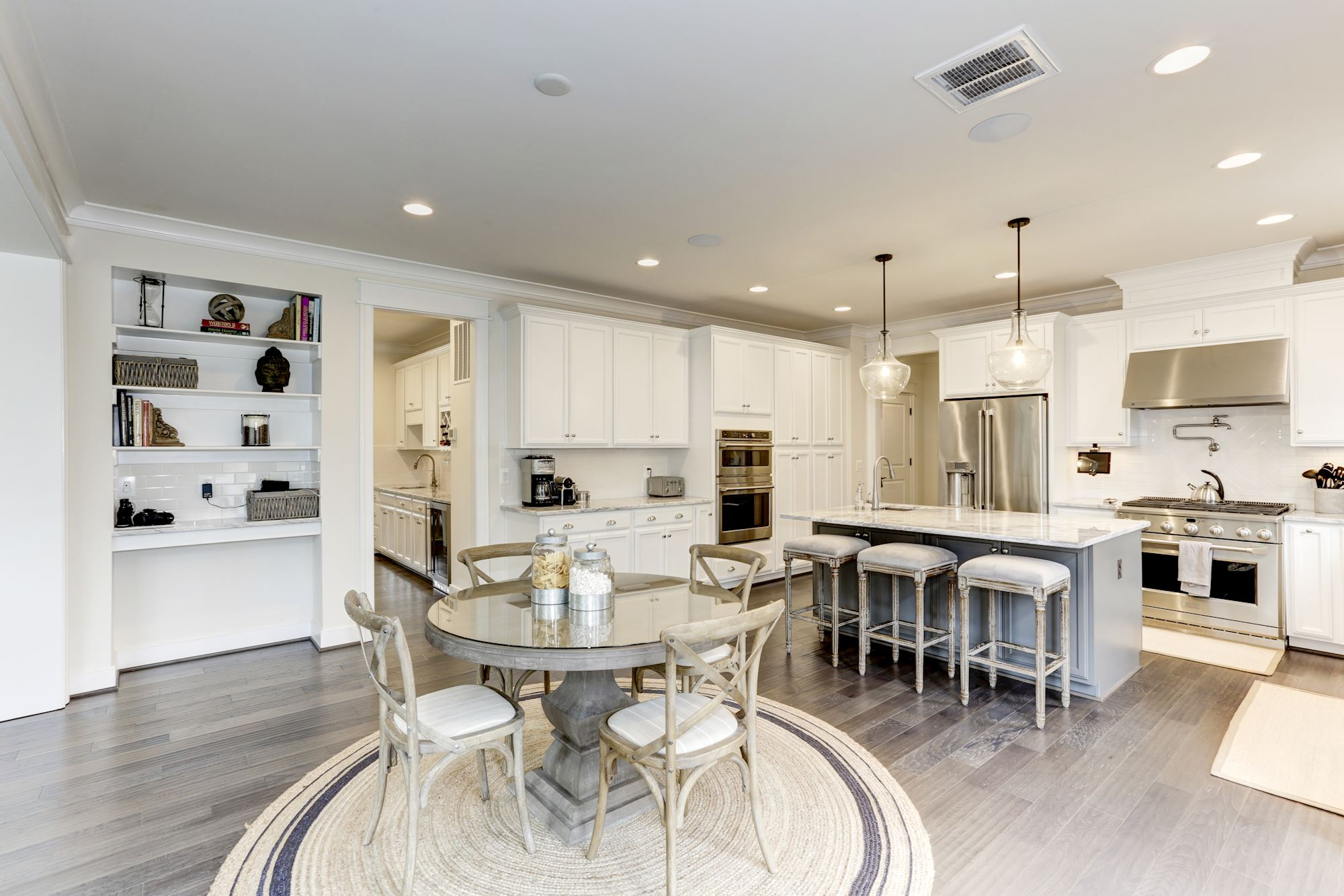custom kitchen designs